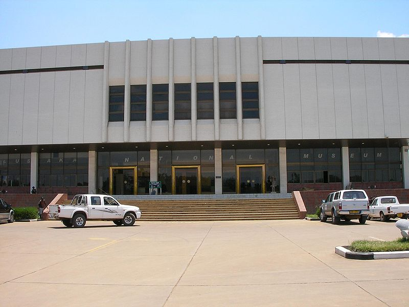 Zambia National Museum Exterior view
