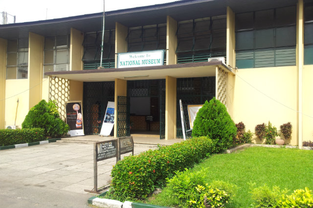 National Museum Lagos Exterior view